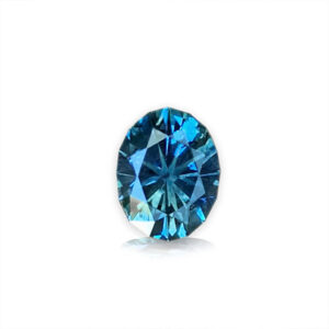 Bluegreen Montana Sapphire- Oval 1.62cts #128108