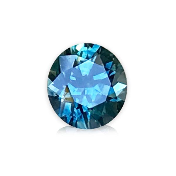 Bluegreen Montana Sapphire- Oval 1.35cts 38289