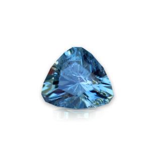 Blue Sapphire-Trillion 1.97cts