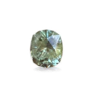 Green Montana Sapphire-Cushion 1.46cts