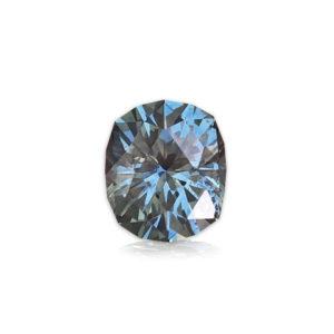 Blue Montana Sapphire-Cushion 1.53cts