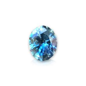 Blue Montana Sapphire-Oval 1.28 carats 148045