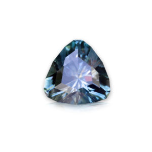 Blue Montana Sapphire- Trillion 1.65 carat