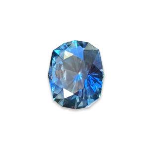 Blue Montana Sapphire-'Secret Cove' 1.18 cts
