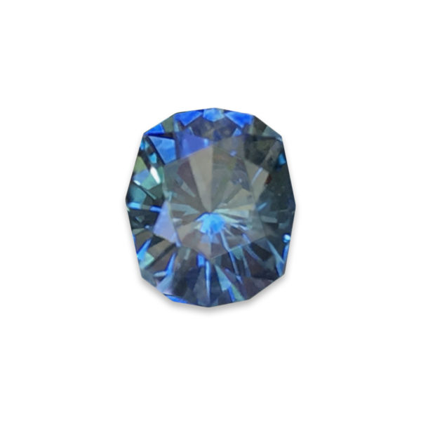 Blue Montana Sapphire-'Secret Cove' 1.15 cts