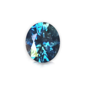 Blue-Green Sapphire - Oval 1.49 carats 48597