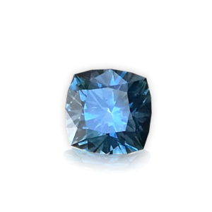 Blue Montana Sapphire - Square Cushion 2.99ct 48568