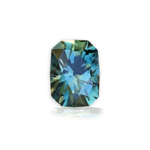 Teal Montana Sapphire-Divine Radiance-1.23carats