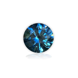 Blue Montana Sapphire®-Round .93 carats