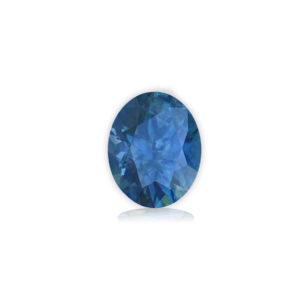 Blue Montana Sapphire-Oval 1.35 carats