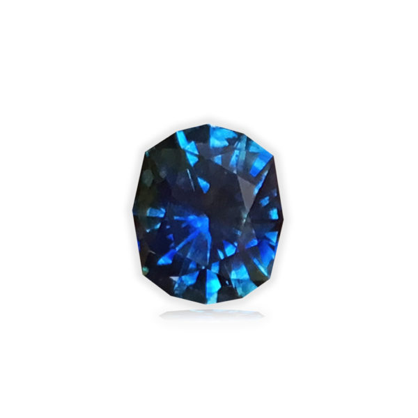 Blue Montana Sapphire-Secret Cove 1.12 carats