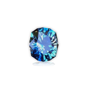 Blue-green Montana Sapphire-Secret Cove .95 carats
