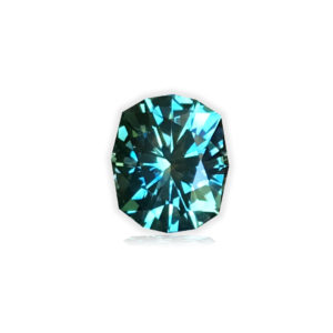 Blue-green Montana Sapphire- Secret Cove 1.11 cts
