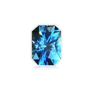 Blue Montana Sapphire- Divine Radiance .55cts
