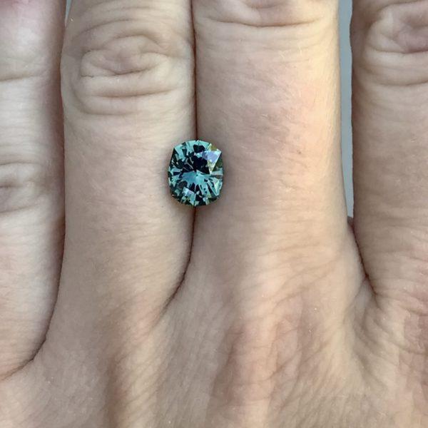 'Secret Cove' Bluegreen Montana Sapphire 2.39cts