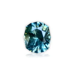'Secret Cove' Bluegreen Montana Sapphire 3.47cts