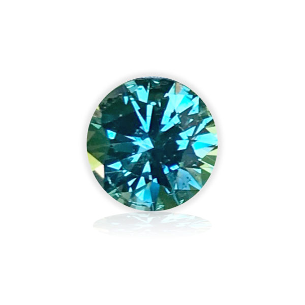 Bluegreen Montana Sapphire-Round 2.11cts
