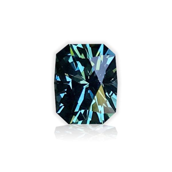 'Divine Radiance' Bluegreen Montana Sapphire 2.68cts