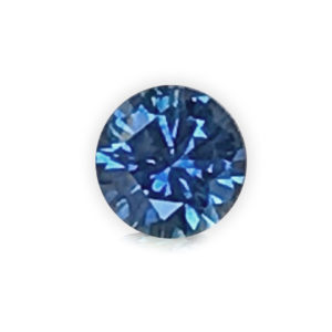 Blue Montana Sapphire- Round 1.05cts