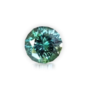 Teal Montana Sapphire - Round 4.25cts