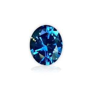 Blue Montana Sapphire-Oval 2.52cts