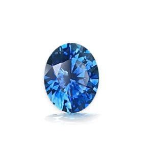 Montana Sapphire Blue - Oval 1.84 carats