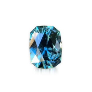 Bluegreen Unheated Montana Sapphire - Divine Radiance 2.91 carats