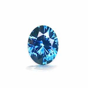 Montana Sapphire Blue - Oval 1.14 carats