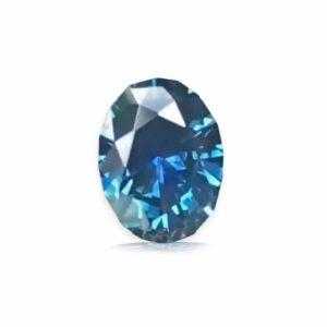 Montana Sapphire Blue - Oval 1.18 carats