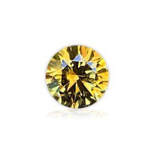 Montana Sapphire Yellow-Round .62 cts (Copy)