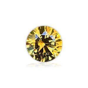 Montana Sapphire Yellow-Round .62 cts (Copy)