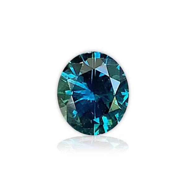 Blue Montana Sapphire- Oval 1.69 carats