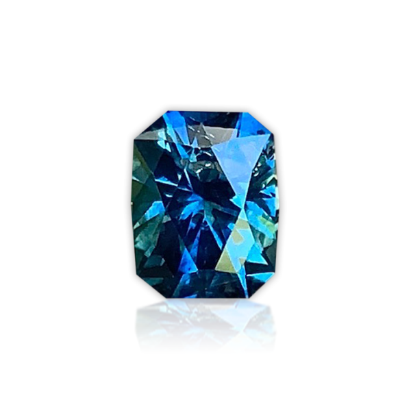 Blue Montana Sapphire - Divine Radiance 1.72 carat