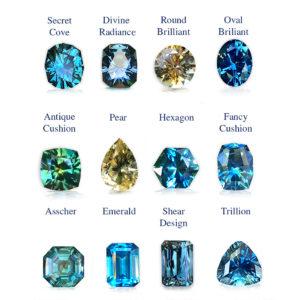 Gemstone Shapes