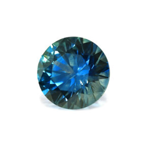 Blue Montana Sapphire - Round 2.06 carats