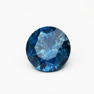 Blue Montana Sapphire - Round 2.90 carats