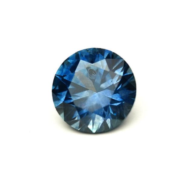 Blue Montana Sapphire - Round 2.70 carats