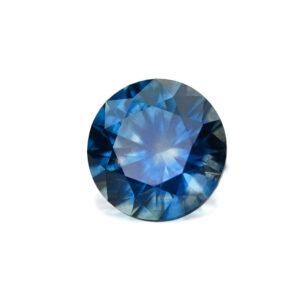 Blue Montana Sapphire - Round 2.02 carats