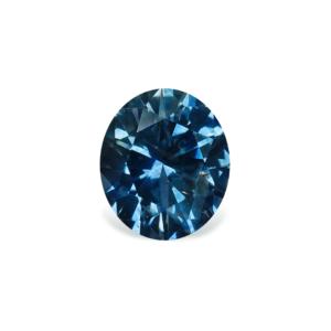 Blue Montana Sapphire - Oval .78 Carats