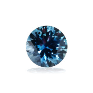 Blue Montana Sapphire - Round 1.10 Carats