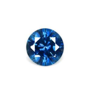 Blue Montana Sapphire - Round 1.30 Carats