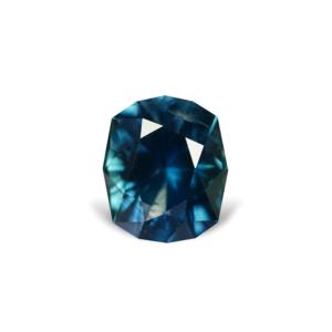 Blue-Green Sapphire - Secret Cove 3.13 carats
